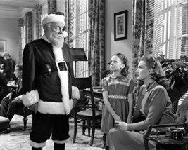 Maureen O'Hara, Edmund Gwenn and Natalie Wood in Miracle on 34th Street 16x20 Ca - $69.99