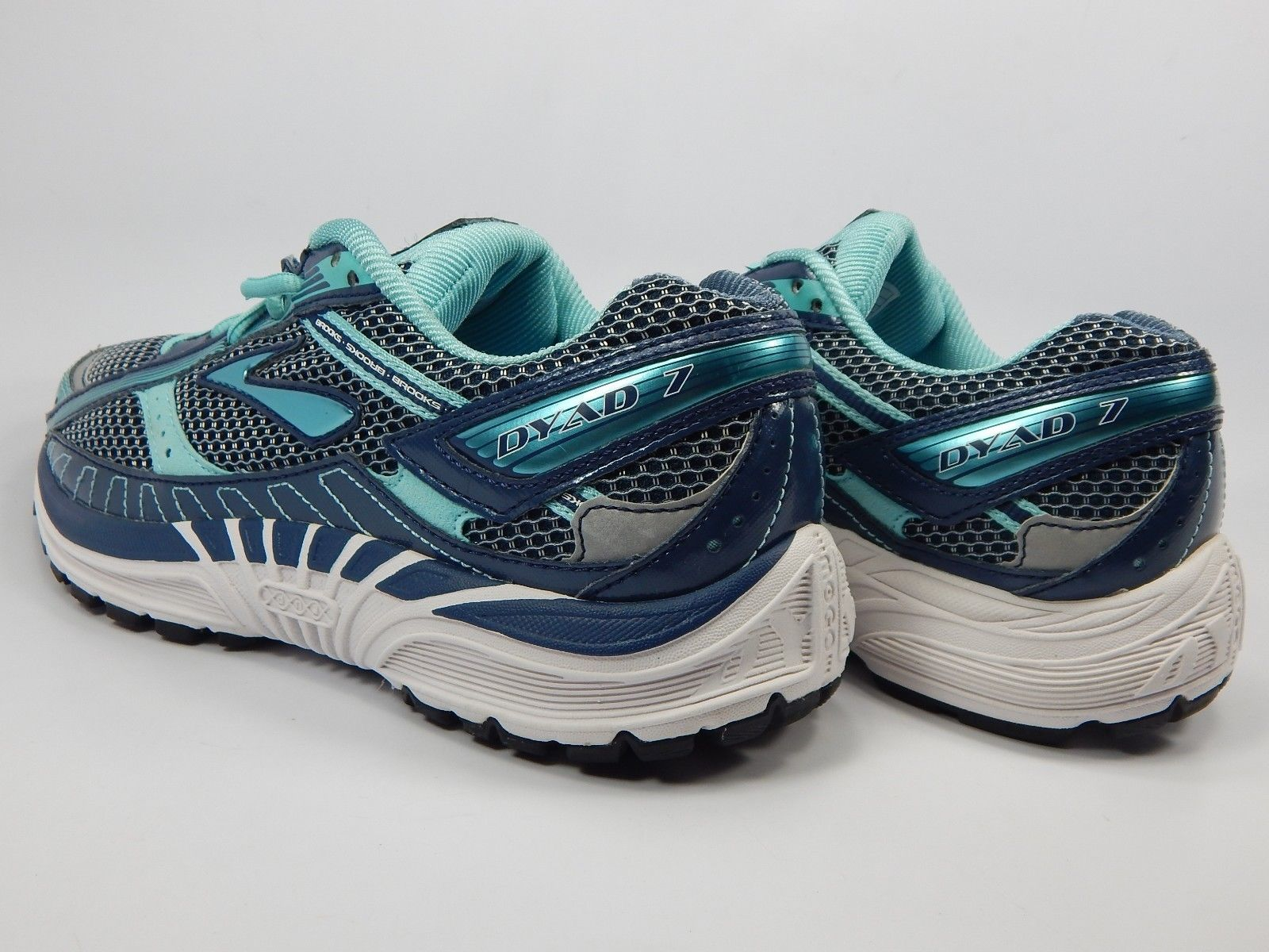 Brooks Dyad 7 Size US 8 2E EXTRA WIDE EU 39 Women's Running Shoes 1201152E944 image 4