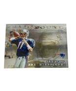 1999 Topps Chrome Hall Hopefuls #H26 Drew Bledsoe New England Patriots - $2.49