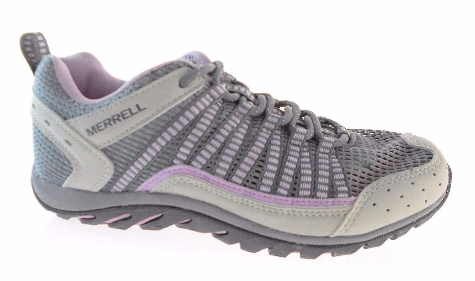 Primary image for MERRELL STORM RUSH WOMEN'S ICE/ORCHID TRAIL WATER SHOES Sz 7, #J123999C