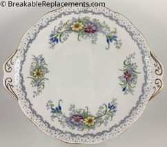 Royal Albert Gem Handled Cake Plate - $35.00