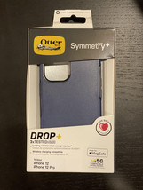 OtterBox iPhone 12 and iPhone 12 Pro Symmetry Series+ Case with MagSafe - $50.00