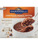 Ghirardelli Chocolate Peanut Butter Mug Brownie Mix, 9.2-Ounce (2 Boxes) - $16.82