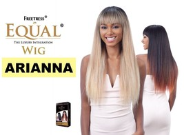 Shake-n-go Freetress EQUAL SYNTHETIC HAIR WIG - ARIANNA - $36.99