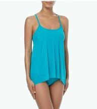 Coco Reef Mesh Layer Swim Tankini, Cobalt, 32D - $44.55
