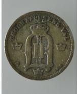 Swedish 10 ORE SET: One 1904~ Tio Ore Coin ~ Br... - $16.00