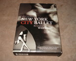 NEW YORK CITY BALLET, The Complete Workout 1 & 2, DVD Set