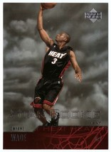 2003-04 Upper Deck #305 Dwyane Wade RC Miami Heat - $55.99
