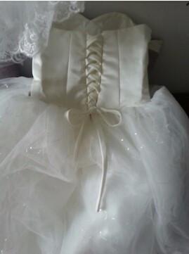 Crystal Wedding Dress At Bling Brides Bouquet - Online Bridal Shop