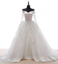 Wedding Dress With Detachable Skirt at Bling Brides Bouquet online Brida... - $499.99