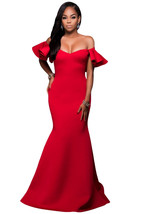 Sexy Off the Shoulder party Dresses At Bling Brides Bouquet-Online bridal store image 4