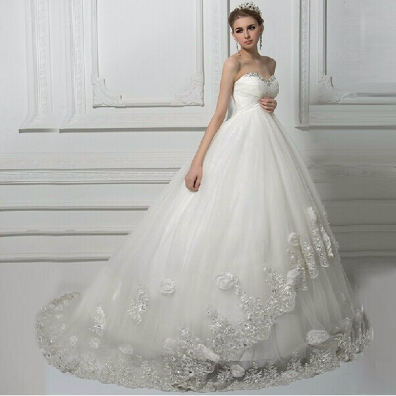 Flowered Maternity wedding dress at Bling Brides Bouquet - Online bridal store