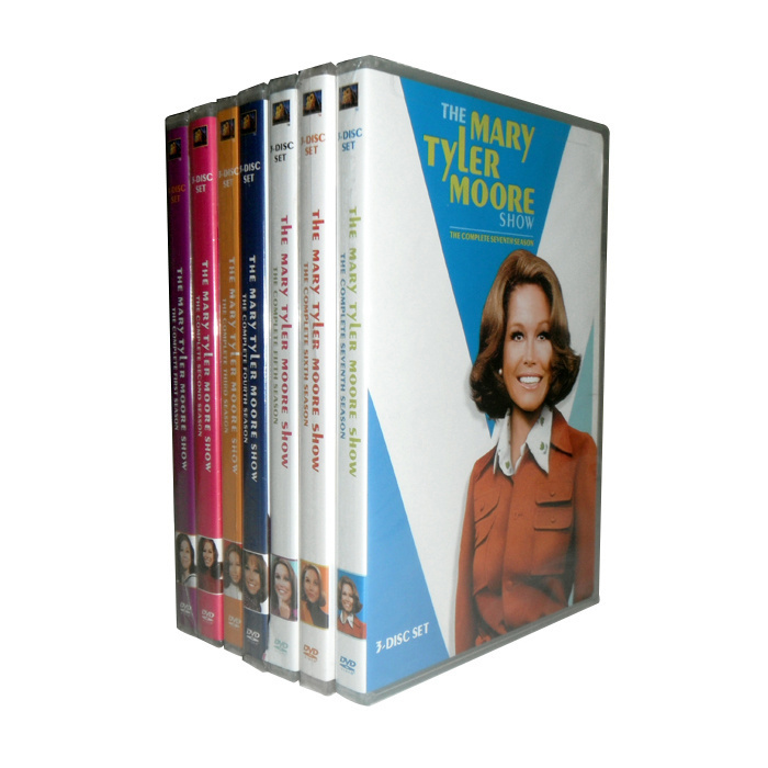 The Mary Tyler Moore Show Complete Seasons 1-7 22 DVD Box Set free shipping New