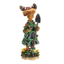 "Boyds Moose Troop ""Gertrude .. A Gardening We Grow"" #4016632- NIB- 2010-... - $59.99"