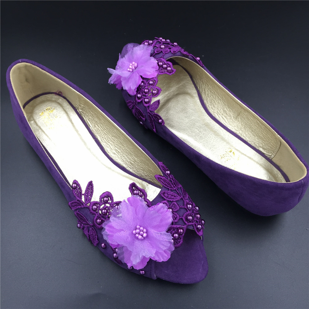 purple wedding shoes for bride purple low heels wedding shoes purple peep toe bridal 6924