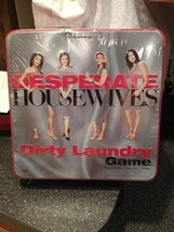Desperate Housewives Dirty Laundry Sexy Adult Party Game Collector's Tin... - $14.99