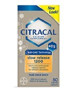 Citracal Calcium + D3 Slow Release Caplets - $16.78