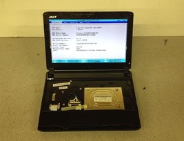 "Acer Aspire One NAV50 10.1"" Laptop Netbook N450 1.66 160Gb HD No AC No K... - $50.00"
