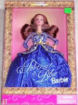 Walmart Portrait in Blue Barbie Doll 1997 Special Edition Retired NRFB  - $79.95