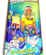 Spongebob Squarepants Barbie Doll 2002 B2993 - $79.95