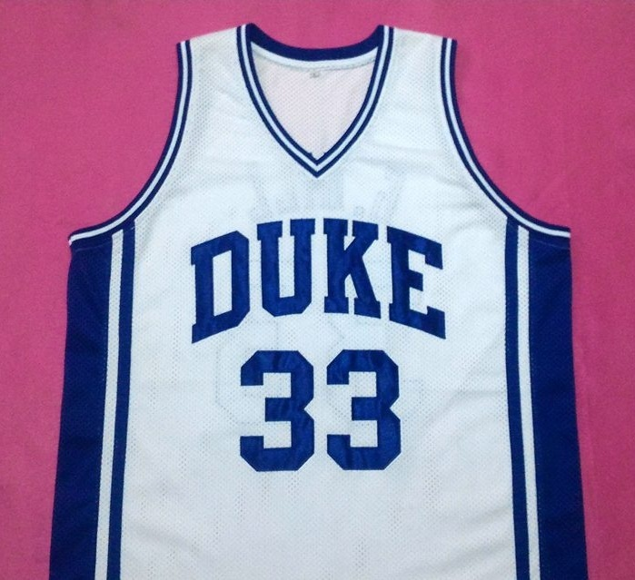 new style 8df80 2d42a GRANT HILL Duke Blue Devils White College and 50 similar items