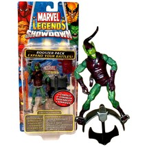 ToyBiz Year 2006 Marvel Legends Showdown Series 4 Inch Tall Figure - GRE... - $31.99