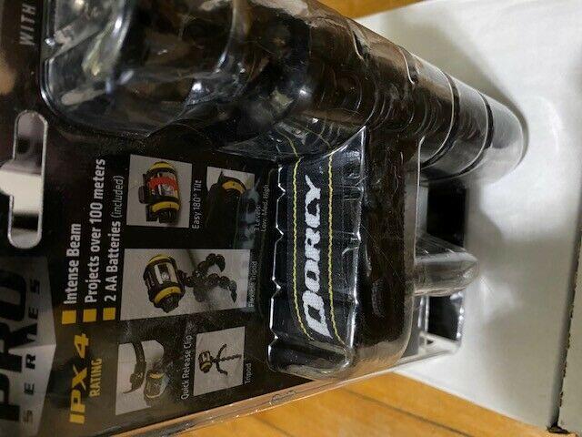 Dorcy 41-2614 Pro Series 200 Lumen Led Headlight With Tripod,No 41-2614Brand New