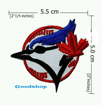 TORONTO BLUE JAYS  Iron On Patch. - $2.00
