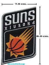 Phenix Suns Basketball  Iron On Patch. - $2.00