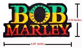 Product details BOB MARLEY      Iron On Patch. - $2.00