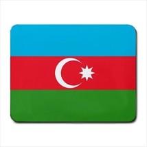 Azerbaijan Flag Mousepad (Neoprene Non-slip Mousemat) - $7.40