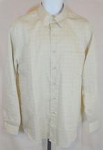 Van Heusen Men's Button Down Long Sleeve Shirt Size M 15-15.5 - $29.69