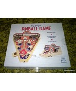 Wembely Big League All-Star Player Wooden Pinball Game - $49.99