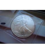 1996 American Silver Eagle Gem 1 - $153.44