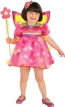 Rubies Dora The Explorer Light-up Crystal Fairy Child Costume, Medium - $10.99