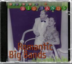 LEGENDARY BIG BANDS * ROMANTIC BIG BANDS *  BRAND NEW ~  SEALED  CD - $4.00