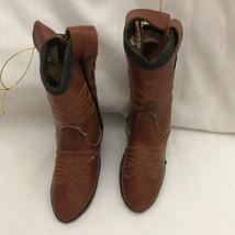 Cowboy boots ornament - $10.00