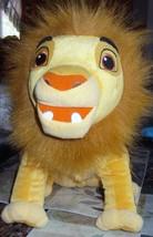 "Disney Talking Roaring Simba 11"" Plush - $9.49"