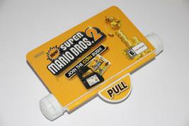 Super Mario BROS.2 Pulldown Scroll Store Rare Promo Displays Limited Edition - $15.99