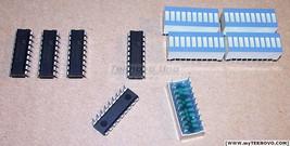 5 pcs Assorted COLOR LED Bargraph BLUE/TriColor/BiColor/Red/Green + 5 pc... - $9.57