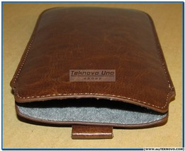 x2 Soft Brown Pouch Case for HP 10c, HP 11c, HP 12c, HP 12CP, 15c, 16c NEW - $99.00