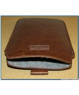 x2 Soft Brown Pouch Case for HP 10c, HP 11c, HP 12c, HP 12CP, 15c, 16c NEW - $9.33