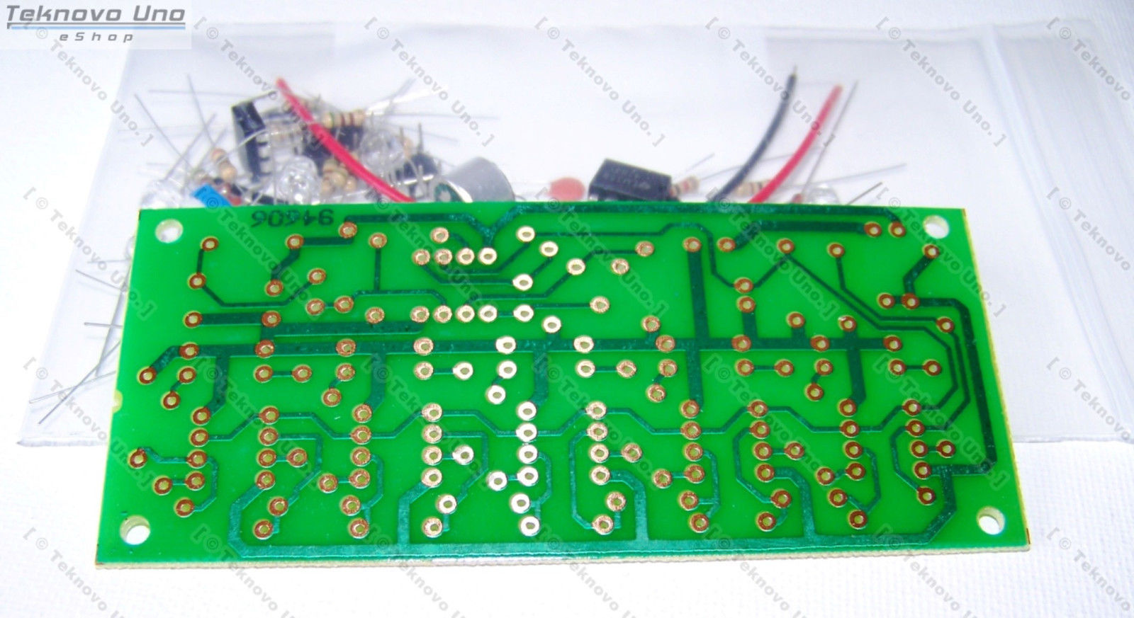 Primary image for LM358-N LM358 Audio/Sound Level Indicator DIY KIT 10-Level (LED VU Meter) - USA