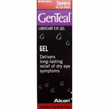 Genteal Severe Dry Eye Relief Lubricant Eye Gel, 0.34 oz - $16.82