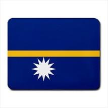 Nauru Flag Mousepad (Neoprene Non-slip Mousemat) - $7.40