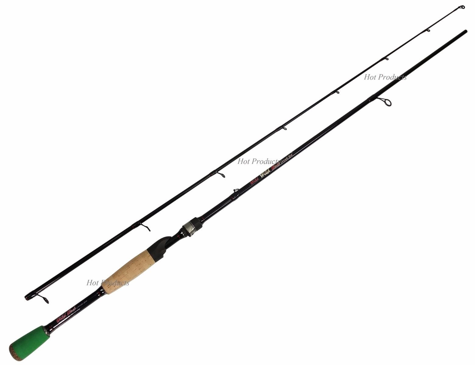 Collapsible 2pc carrot stix spinning 6 39 7 and similar items for Best collapsible fishing rod