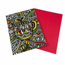 Starbucks Coffee Stories 2 Lined Notebooks Laolu Senbanjo Softcover Journals - $22.76