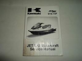 2004 2005 2006 2008 2009 Kawasaki STX-15F Jet Ski Watercraft Service Manual NEW - $138.55
