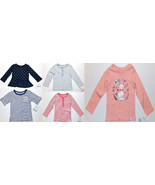 Carters Toddler Girls Shirts 4 Choices Size 2T NWT - $10.49