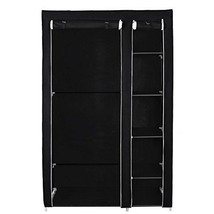 SONGMICS Clothes Closet Portable Wardrobe Stora... - $49.05